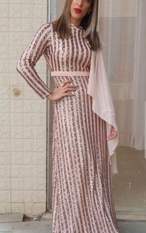 שמלת ערב פרינסס