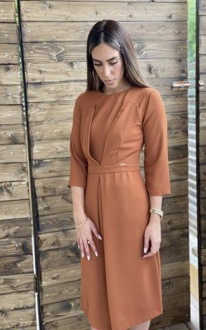 שמלת פריננס חמרה