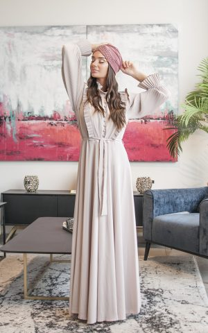 שמלת רוני מקסי