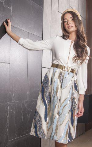 שמלת ארגמן